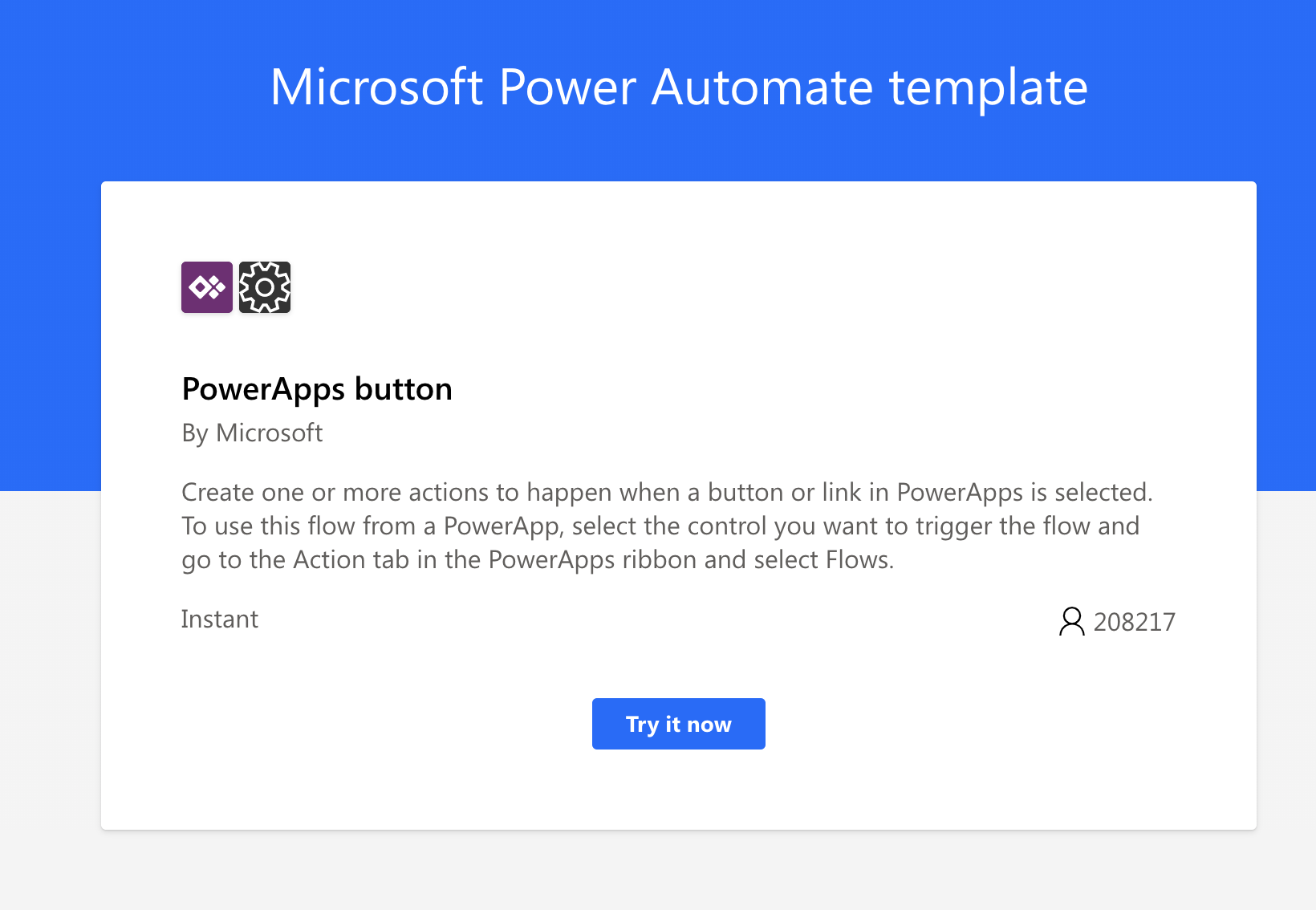 Sign documents digitally using Microsoft Power Apps and Power Automate