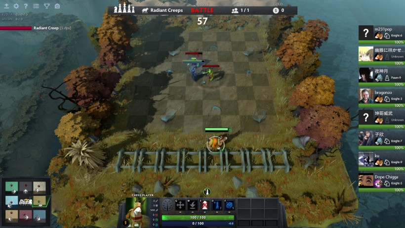 About Mods Dota 2 Auto Chess It S 2003 Warcraft Iii The Frozen