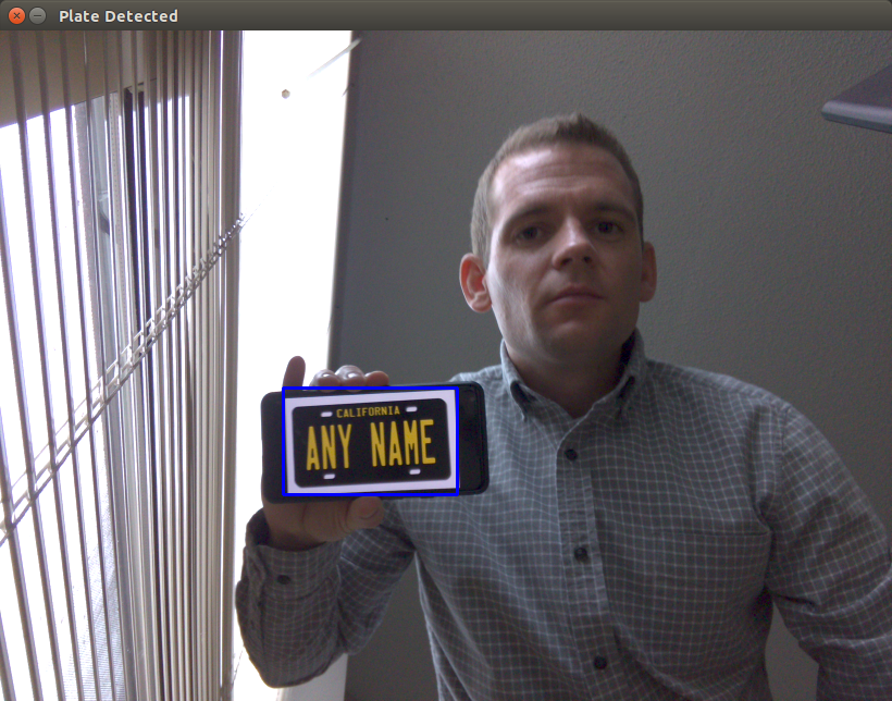License Plate Recognition with a Jetson Nano - Alan Newcomer