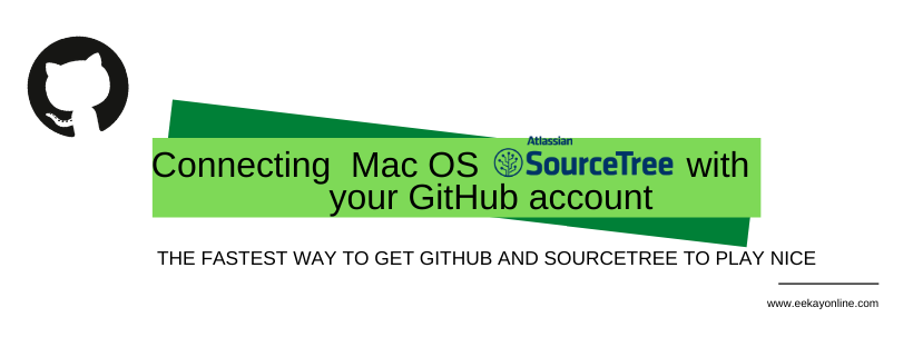 Connecting SourceTree with Your GitHub account (or making it work again)