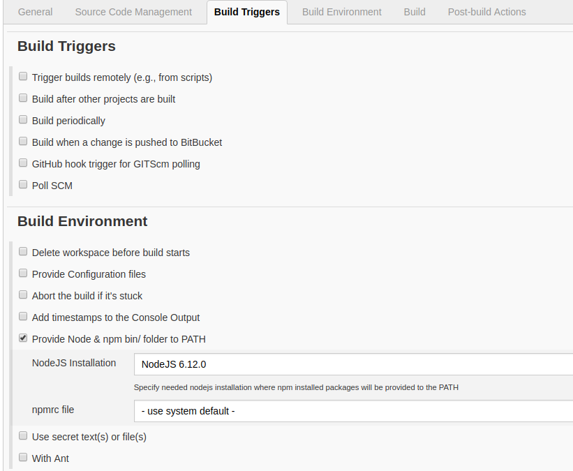 Jenkins — Your Butler for Continuous Integration — Solution