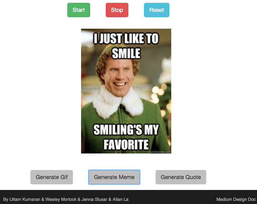 Design for Wellbeing: Emotion-Driven GIF Generator