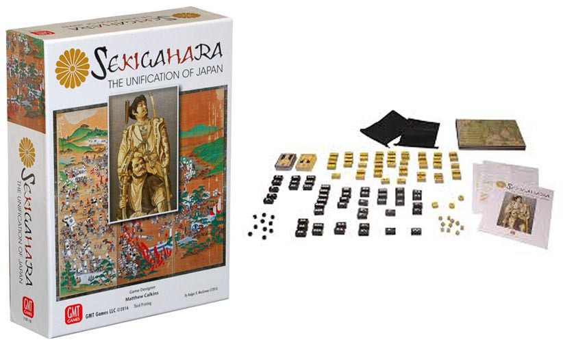 Boardgame Bushido: 13 Games With A Japanese Theme - TABLETOP