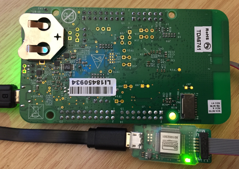 Debugging the RV32M1-VEGA RISC-V with Eclipse and MCUXpresso IDE