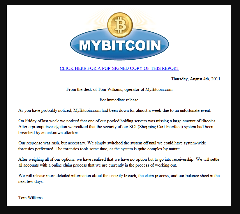 Bitcoin down the rabbit hole — Online drama and unsolved
