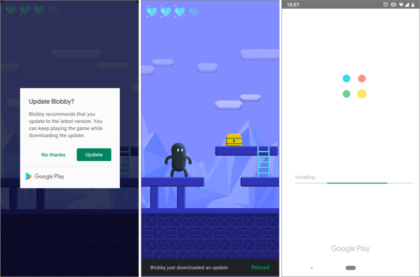 Android In-App Updates — Common pitfalls and some good patterns