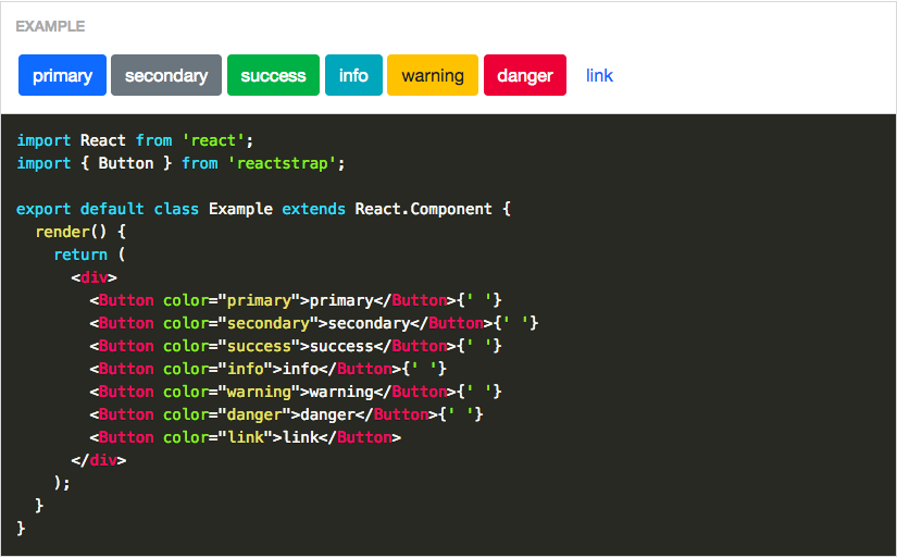Best React UI Component Libraries And Frameworks Part 2