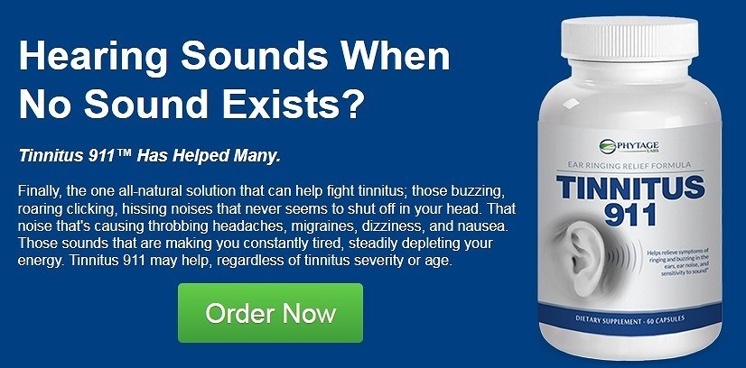 tinnitus 911 supplements
