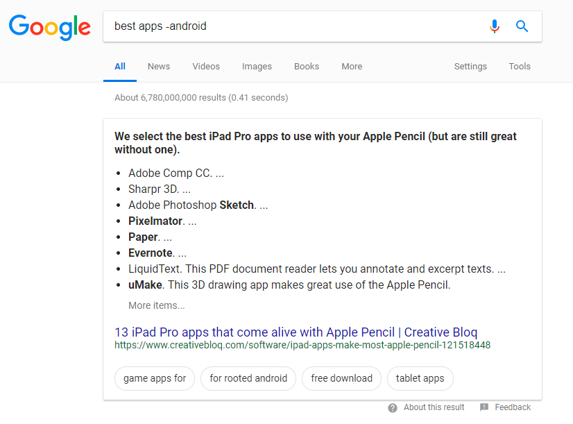 How To Get Better Results From A Google Search By Pcmag Pc Magazine Medium