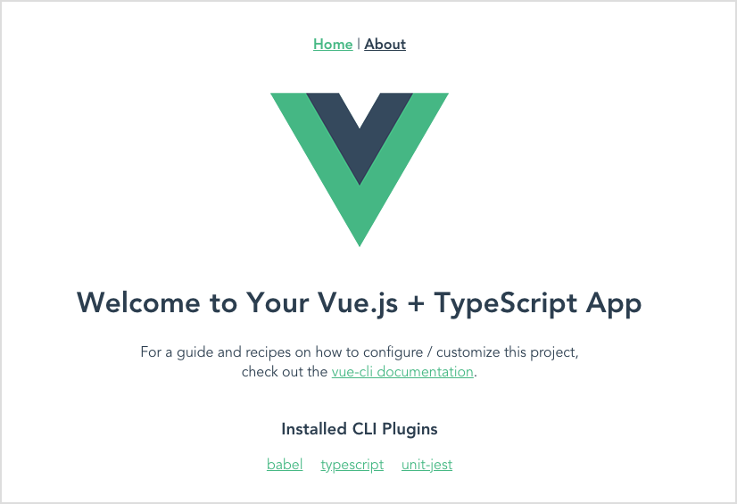 Creating a Mobile Web App with Vue, Vuetify & Typescript