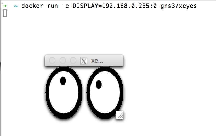 Running GUI's with Docker on Mac OS X - Containerizers
