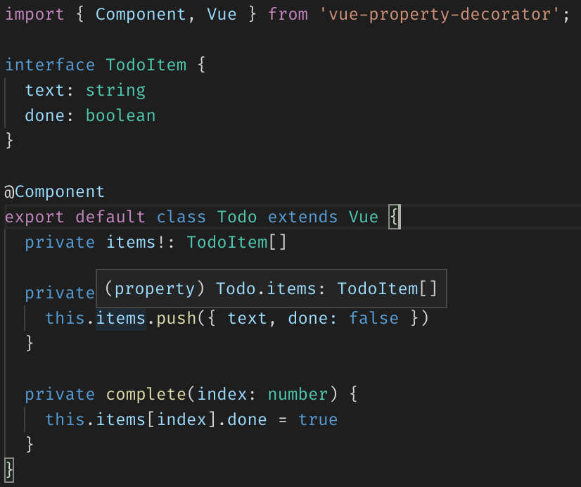 Type Vue without TypeScript - Noteworthy - The Journal Blog
