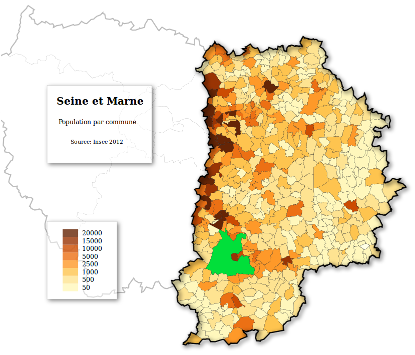 Map visualization of open data with D3 (Part3) - Thierry