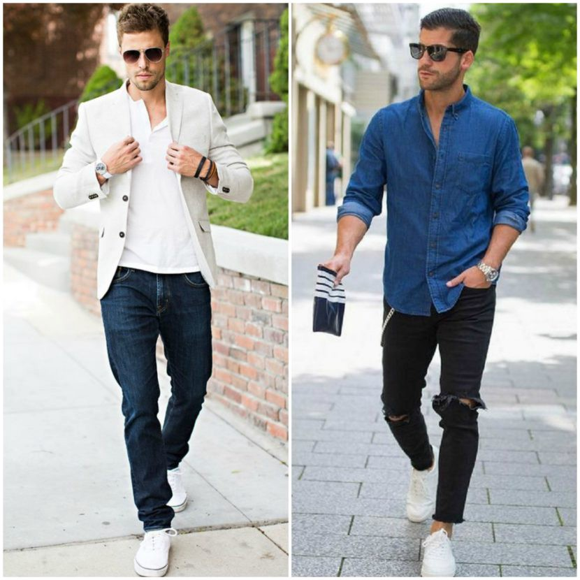 white sneakers mens style cheap online