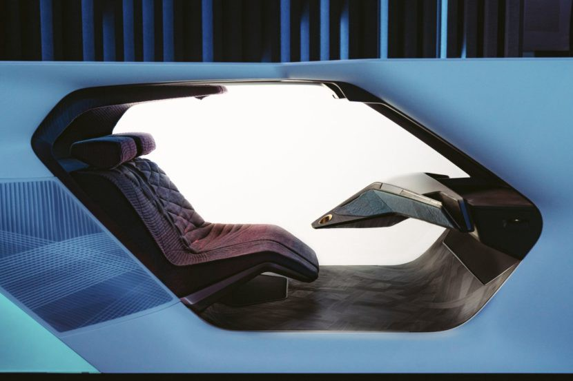 The BMW i Interaction Ease