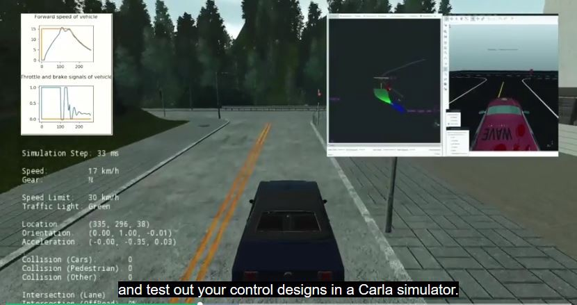 Setting up CARLA Simulator for the Self-Driving Cars
