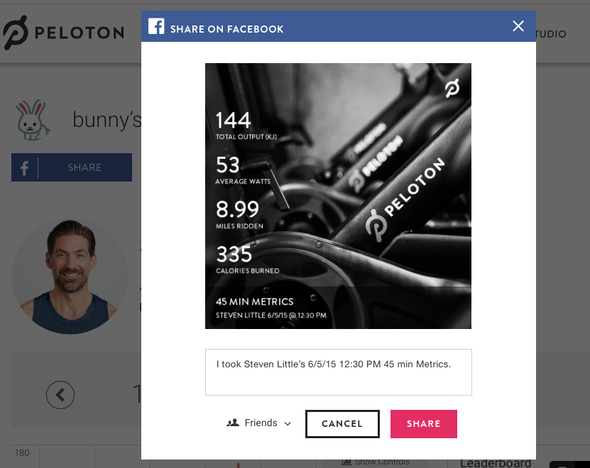 Using HTML5 Canvas to Post Directly to Facebook - Peloton