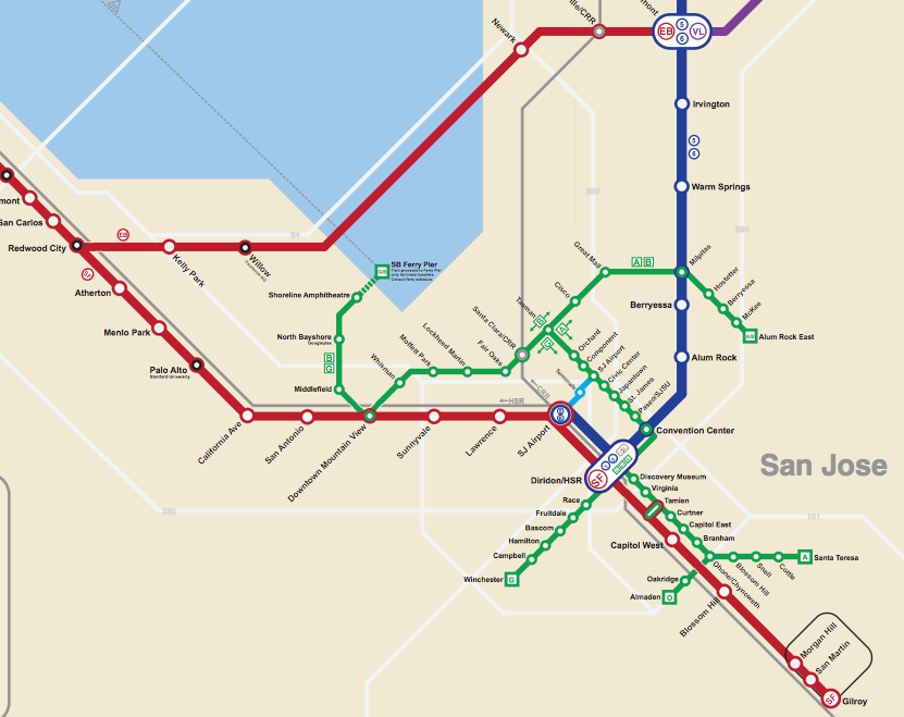 Bay Area 2050 The Bart Metro Map By Adam Paul Susaneck Future Travel The bay area trails collaborative gis/mapping working group and its regional partners are in the process of developing a detailed map of all existing and planned trails that comprise the regional trail network. bay area 2050 the bart metro map by