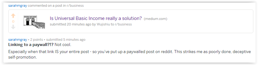 Medium's Paywall is Failing and Here's Why - Michael K