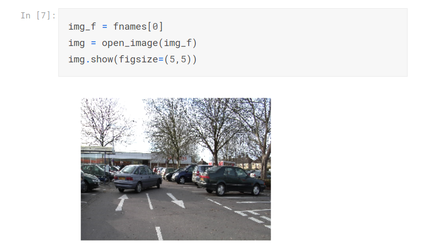 Image segmentation with fastai - Becoming Human: Artificial
