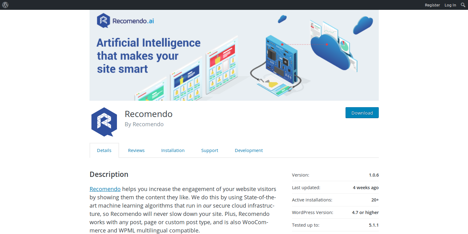 Beat The In-Store Experience Using AI in Your Woo-commerce Website   Product Recommendations  Beat The In-Store Experience Using AI in Your Woo-commerce Website 1 WJ4G5x5gwUCG28dPSwr2cw