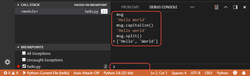 Python with Visual Studio Code on macOS - Noteworthy - The