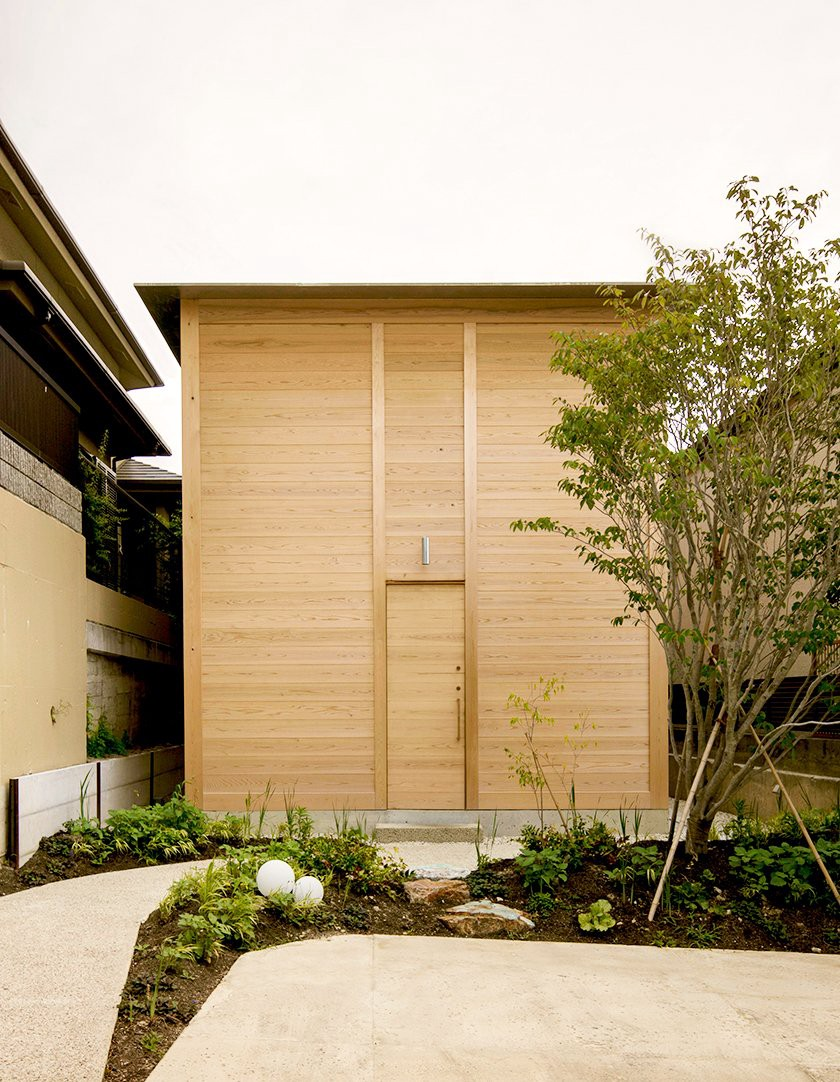 Ogimachi House by Tomoaki Uno Architects, designed for rest and recovery. (Photo: Benjamin Hosking, Out of the Woods)