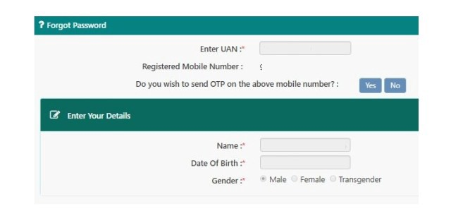 How to change Mobile Number in EPF UAN Account? | E-tax advisors