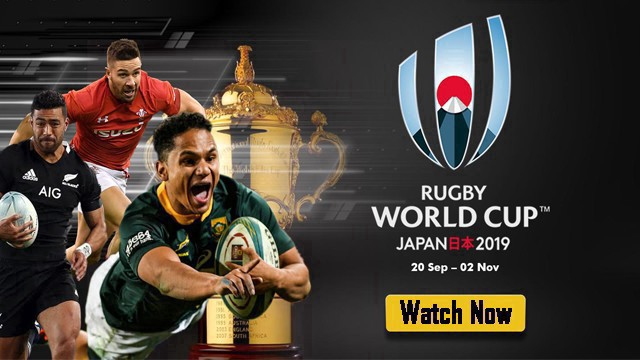 How To Watch Rugby World Cup 2019 On Tv