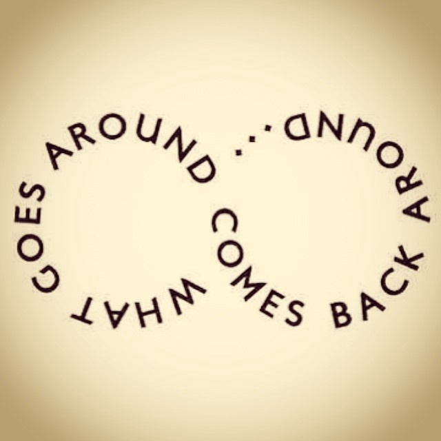 What Goes Around…/…Comes Around (interlude) Songtext