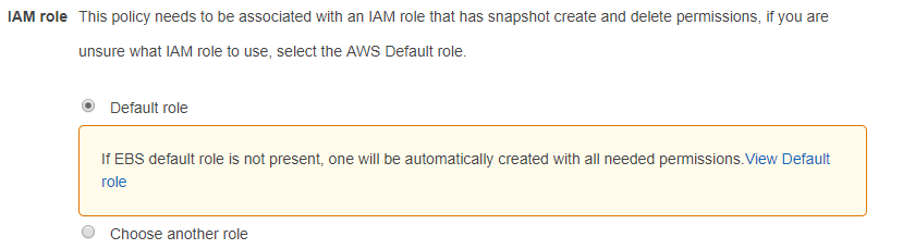 How To Automate AWS EBS Snapshot Using AWS Snapshot