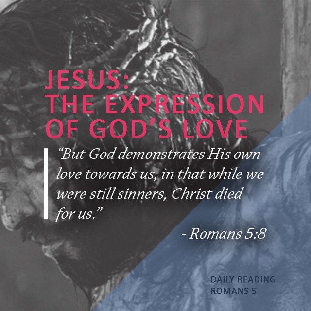 Day 18 — Jesus: The Expression of God's Love - City Church of New
