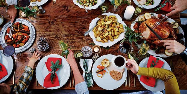 Eight Stress Busting Tips On Catering For A Christmas Crowd