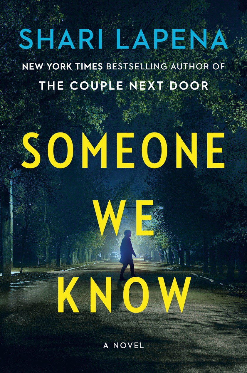 Someone We Know By Shari Lapena Free Pdf Download Leona