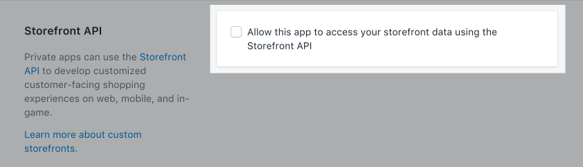 Working with Shopify Storefront API (GraphQL + JavaScript)