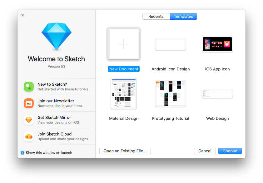New Features In Sketch 53 Know A Few Of The New Features In This By Caio Calderari Prototypr