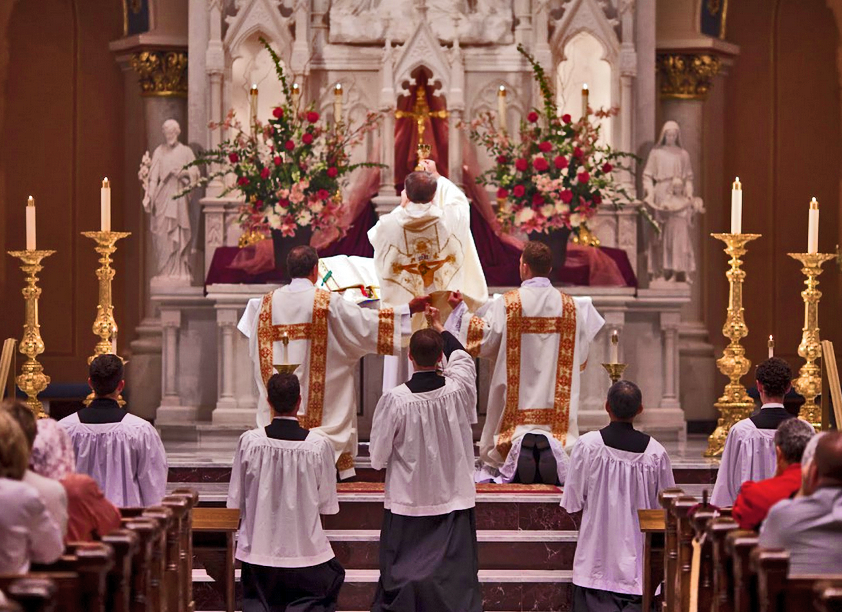 """About Those Young, """"Rigid"""", Traditional Catholics - Student"""