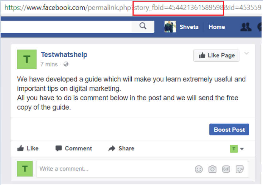 How to setup a Facebook Comment-To-Messenger bot for lead