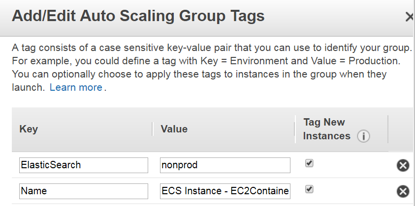 Deploying the ELK stack on Amazon ECS, Part 2: EC2 Container