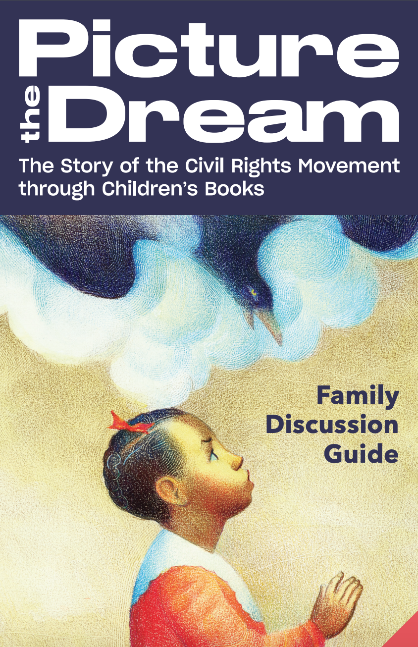 Cover image of a pdf Family Discussion Guide.