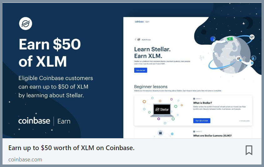What Coinbase and XLM Can Teach Us About Crypto Marketing