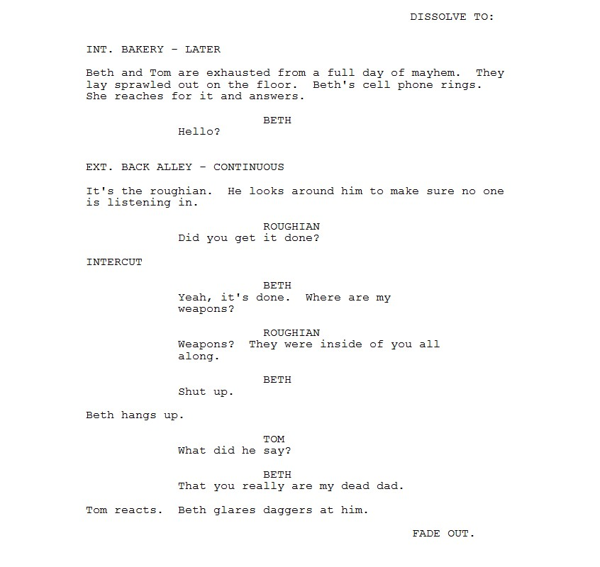 How to Write a TV Pilot, pt  5: Writing the Script - Sitcom