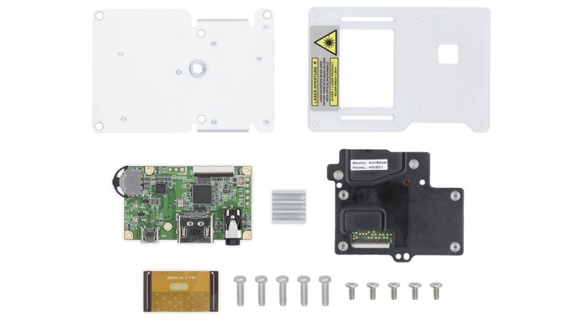 A Pico Projector for the Raspberry Pi? - Hackster Blog