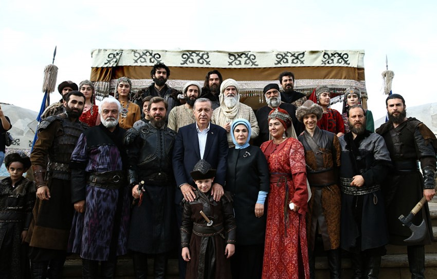The giddying rise of Turkish television series - TRT World