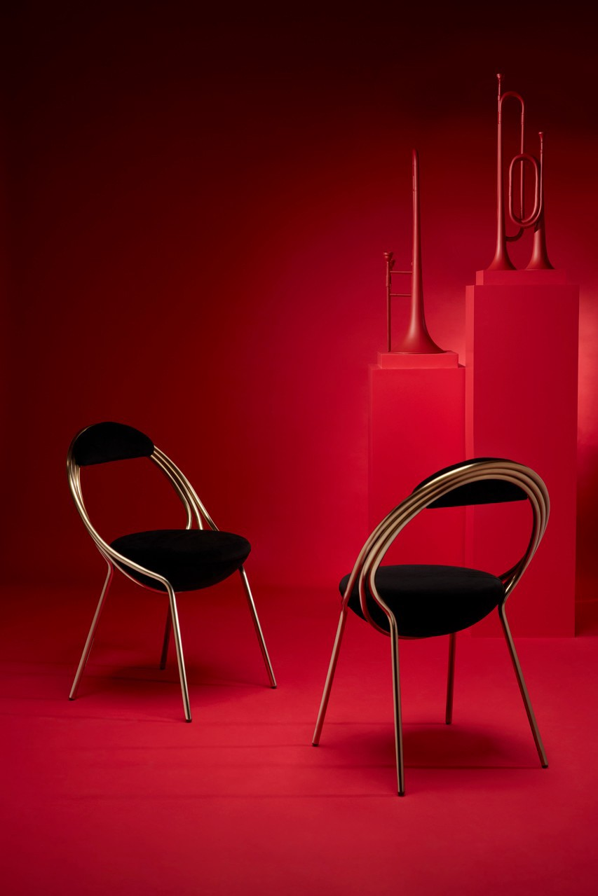 Lee Broom Mastro chair