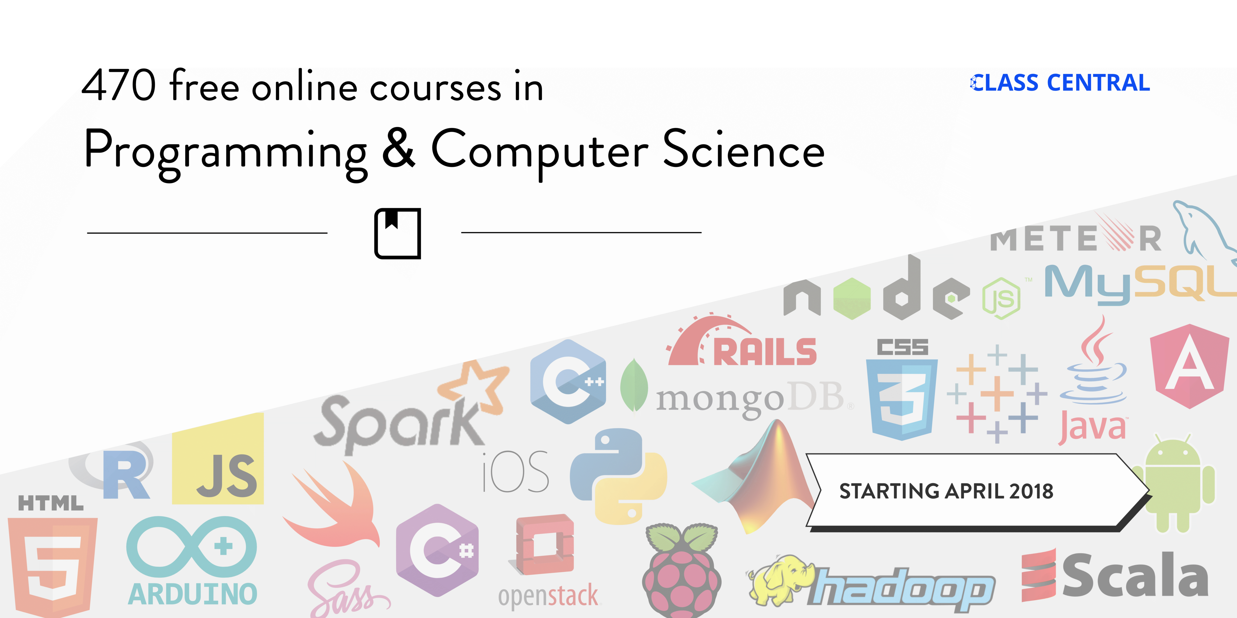 470 Free Online Programming Computer Science Courses You Can Start In April By Dhawal Shah Freecodecamp Org Medium