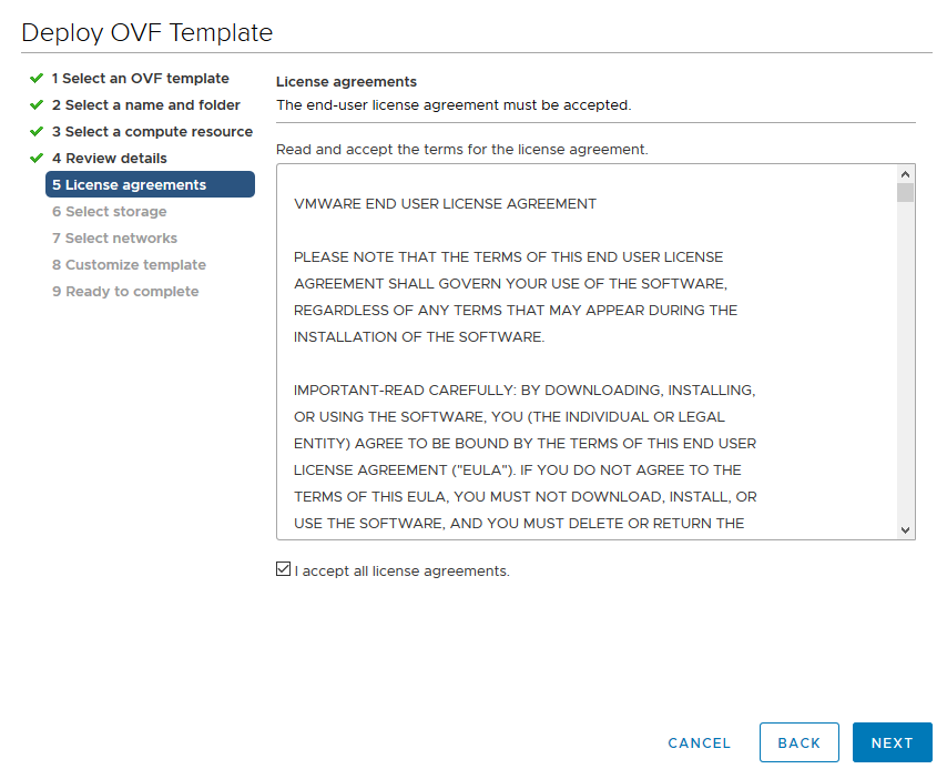 Installing And Configuring Vmware Vrealize Automation 76