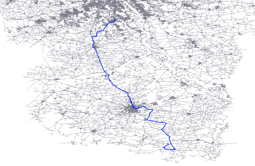 Find your way with the power of PostGIS & pgRouting
