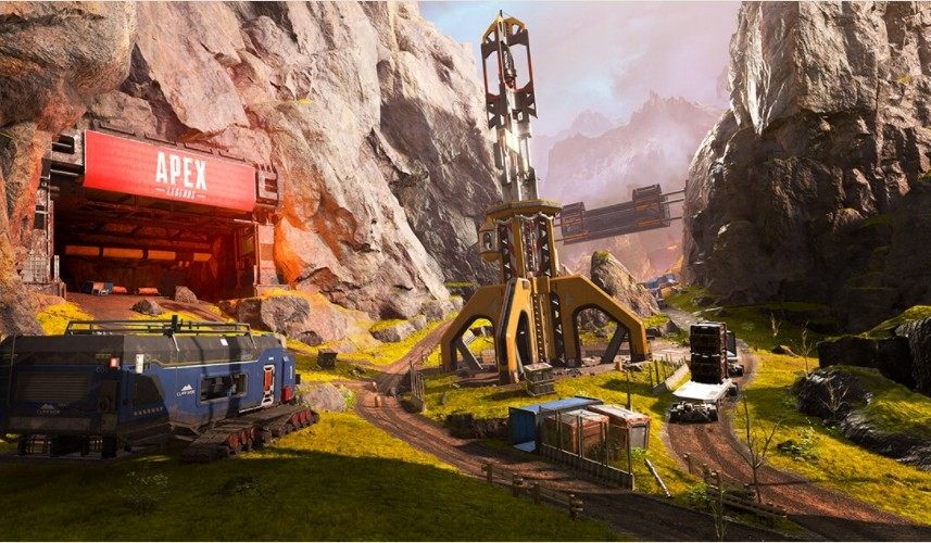 Apex Legends season 6 map Survey Camp