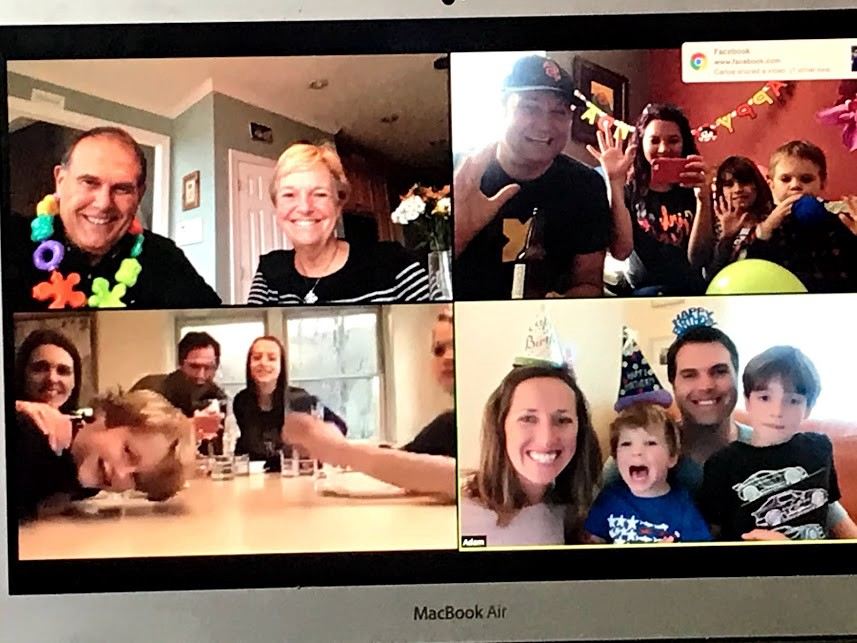 How To Host A Rockin Zoom Birthday Party By Jennifer Butterfoss Medium